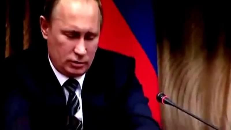 Путин не на камеру. О работе правительства