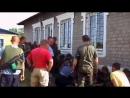 Рубежное.22-23 мая,2014.Хроника колонны украинских военных, что отказалась стрелять по людям.