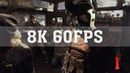 Metro Exodus 8K EXTREME Settings [8K 60FPS]   RTX Titan SLI (NVLink) No. 1   ThirtyIR