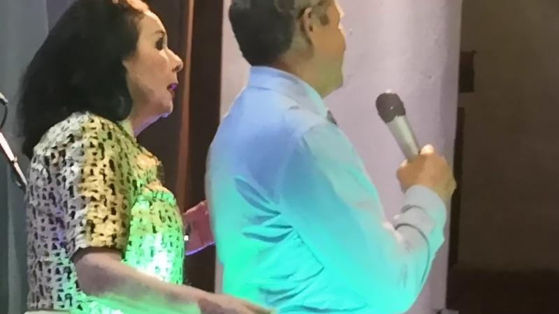 Гульзамия Ситдикова Юбилейный концерт Назифы Кадыровой