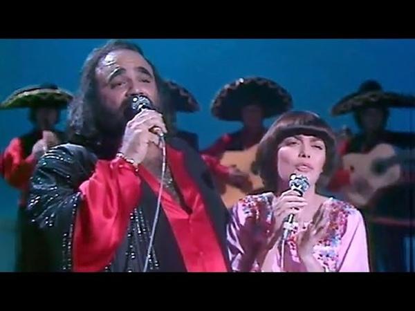 Mireille Mathieu et Demis Roussos - Cucurrucucú Paloma (Numéro Un Demis Roussos, 05.07.1980)