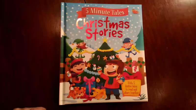 5 minute tales Christmas stories