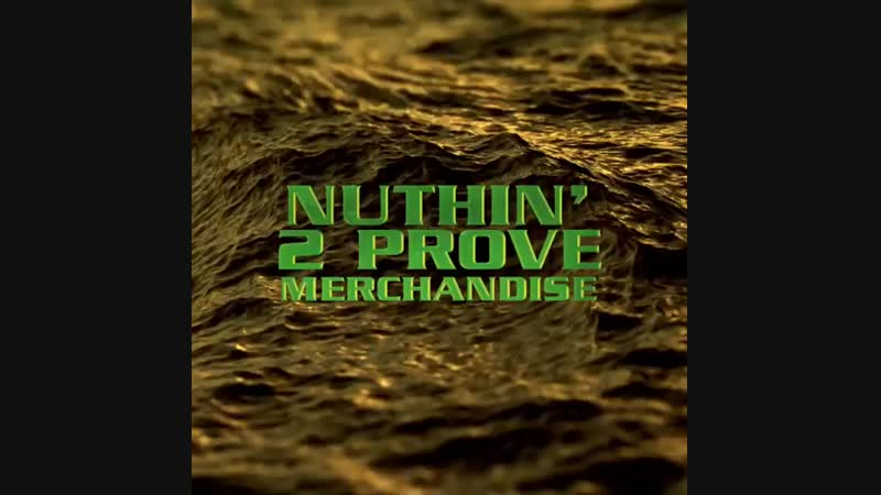 Nuthin' 2 Prove merchandise