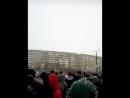 Запуск шариков в память о погибших детях(Вагона площадь Славы)28.03.2018.