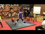 Смирнов Сергей становая тяга 300 кг