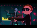 Rick and Morty x Run The Jewels - Oh Mama - Adult Swim