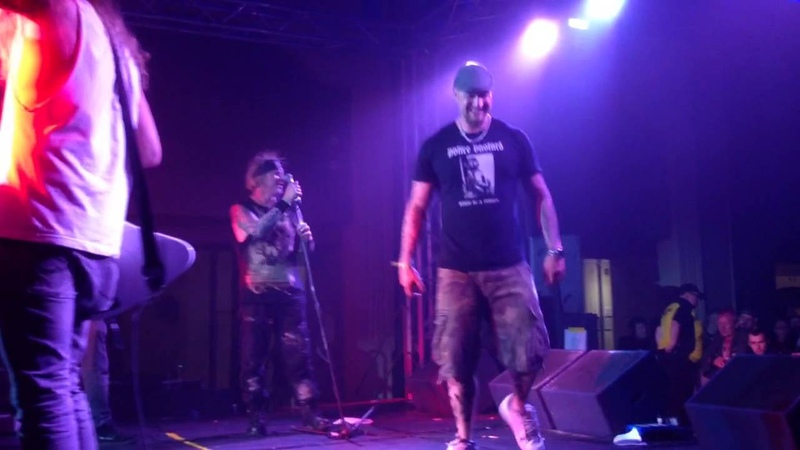 Extreme Noise Terror- Live @ The arena, Rebellion festival Blackpool 7/8/16