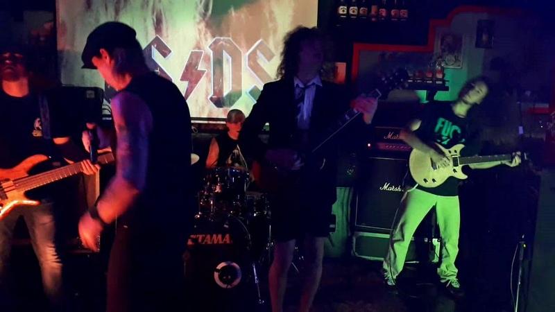 AC/DC Tribute Show AS/DS (Kiev) live in Astana 23.11.2018