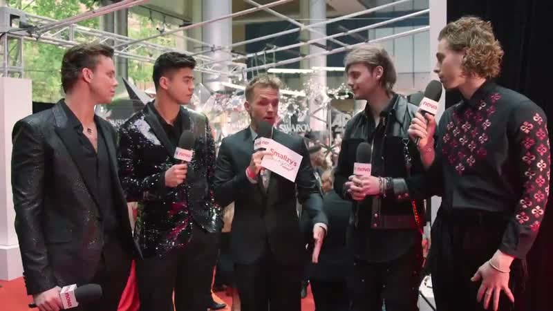 What are @5sos up to in 2019! If youre a fan, Id watch the below!! - - SmallzysSurgery ARIAs