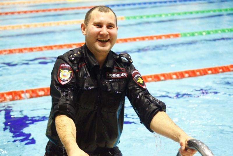 В Марий Эл съедутся полицейские со всей России на чемпионат по плаванию