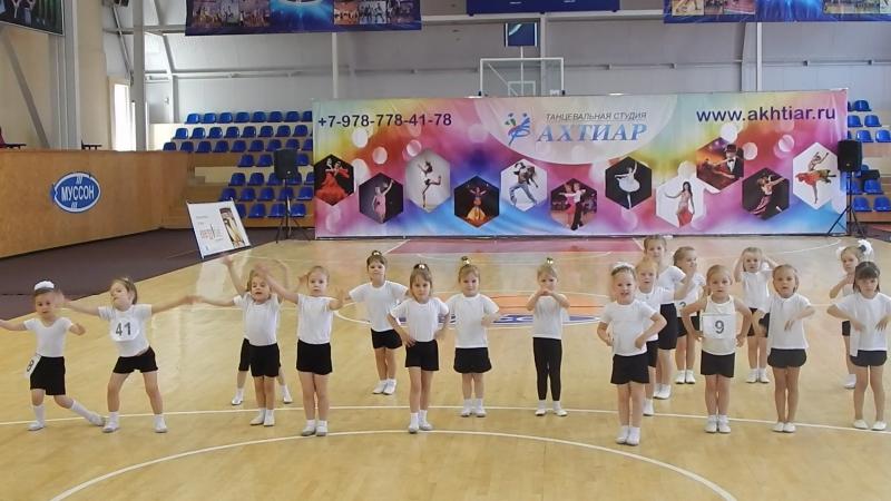 Танец Утята июнь 2016