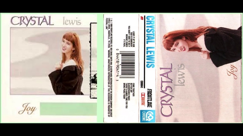 CRYSTAL LEWIS - BLOODSTAINED PAGES (1989)