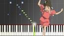 楽譜あり あの夏へ 久石譲 ピアノソロ難易度★★★★☆ Spirited Away