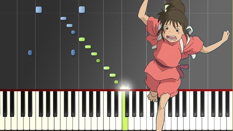【楽譜あり】あの夏へ/久石譲(ピアノソロ難易度★★★★☆)Spirited Away -