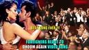 Foreigners React to Dhoom Again Video Song - Dhoom - 2 - Hrithik Roshan - Aishwarya Rai