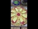 Бургер пицца