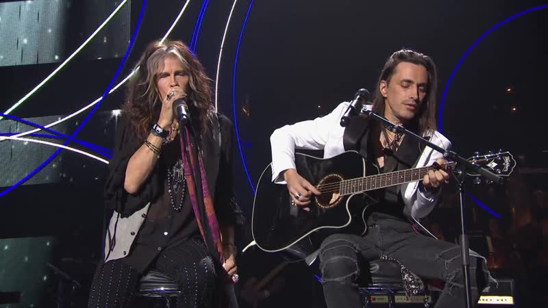 Steven Tyler Nuno Bettencourt More than words - The 2014 Nobel Peace Prize Concert