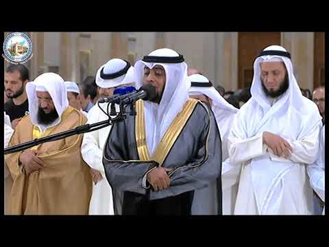 الليلة الرائعة سورة الملك من المسجد الكبي 15