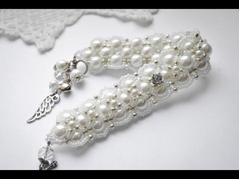 Красивый браслет своими руками(Beautiful bracelet)