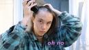 Shaving my head and running away to paris