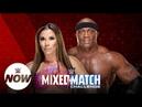 Mickie James to replace Sasha Banks as Bobby Lashley's partner on WWE MMC: WWE NOW