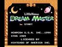 Little Nemo: The Dream Master / Nemo Pajama Hero [NES/Famicom] (1990). Результативная попытка