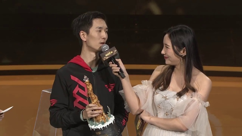 【Post-game Interview with Infi】Super WGL 2018-Grand Final