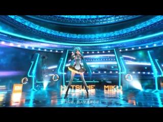 Промо-ролик Mi 6X Hatsune Miku