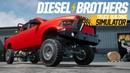 СОБРАЛ ДОДЖ РАМ С НУЛЯ - Diesel Brothers: Truck Building Simulator