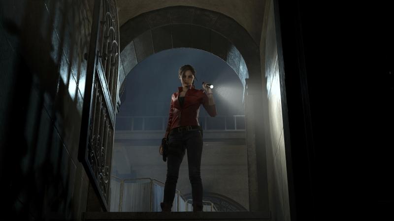Resident Evil 2 Remake - TGS 2018 Demo Gameplay