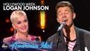 Logan Johnson Sings City And Colour's Sensible Heart at Hollywood Week - American Idol 2019 on ABC