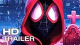 Человек паук: Сквозь вселенные — Русский трейлер #2 (2018)