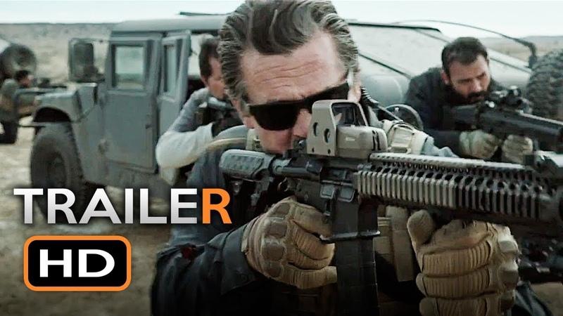 Sicario 2 Soldado Official Trailer 3 (2018) Benicio Del Toro, Josh Brolin Action Movie HD