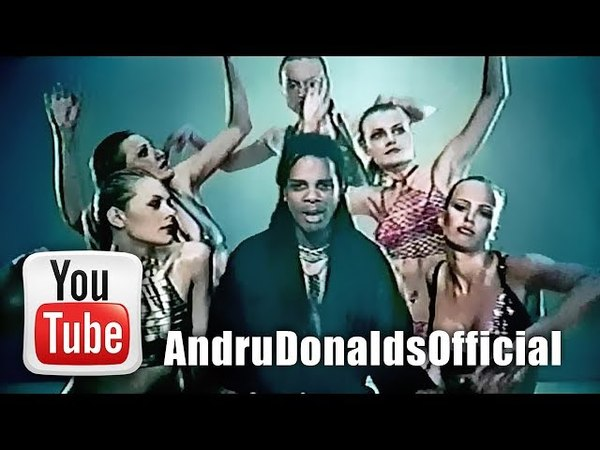 Andru Donalds - Precious Little Diamond (Official Music Video)