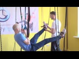 Как проходят занятия Гравитационными практиками в Gravity Room