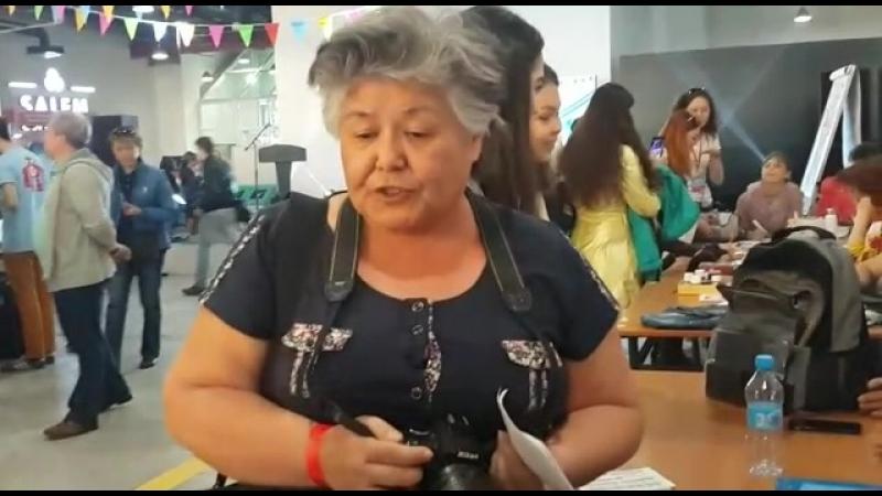 Отзывы посетителей фестиваля Almaty Mini Makare Faire в Алматы:  Замечательная выставка MakerSpace Oskemen!  Мы пришли на фестив