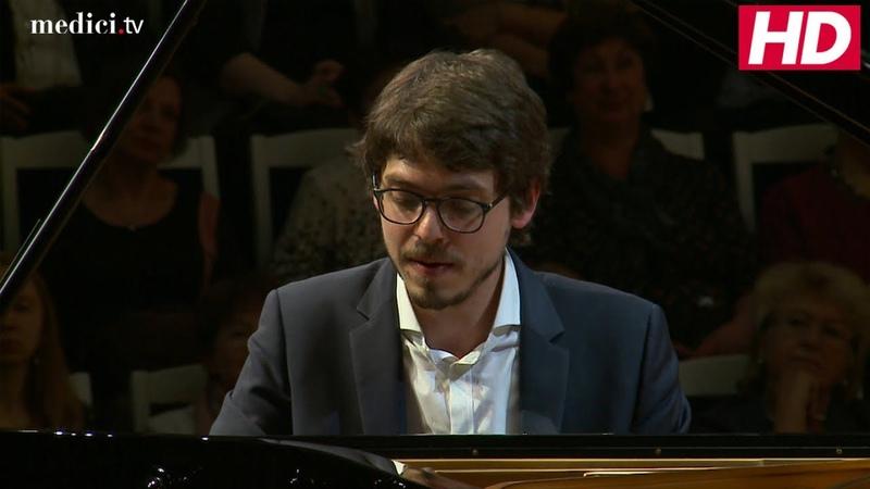 Lucas Debargue - Chopin: Scherzo No. 1