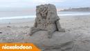 Губка Боб из песка Nickelodeon Россия