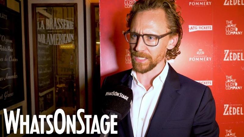 Tom Hiddleston, Kristin Scott Thomas and more on Harold Pinter