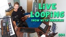 Live Looping with Kill Paris - 004 Now w/ Ukulele