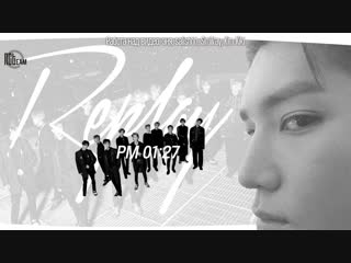 [РУС.СУБ + КИРИЛЛИЗАЦИЯ] NCT 127 - Replay (PM 01:27)