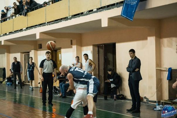 01-02.12.2018 1-я Лига ЦФО. Юнибаскет-СКМ vs Динамо-Росэнерго...