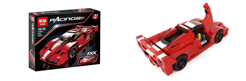 Конструктор Lepin Феррари FXX 21009
