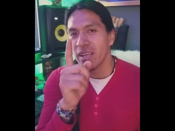 Leo Rojas 14.11.18😍 Hola! Getting ready and very happy♥️