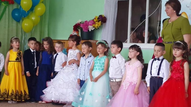 дитсадочок  випускний)