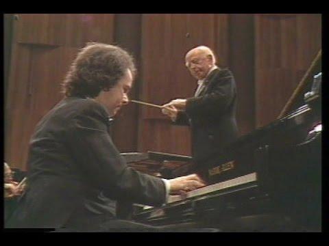Cyprien Katsaris, The Philadelphia Orchestra/Eugene Ormandy - Legendary Liszt Concert (II)