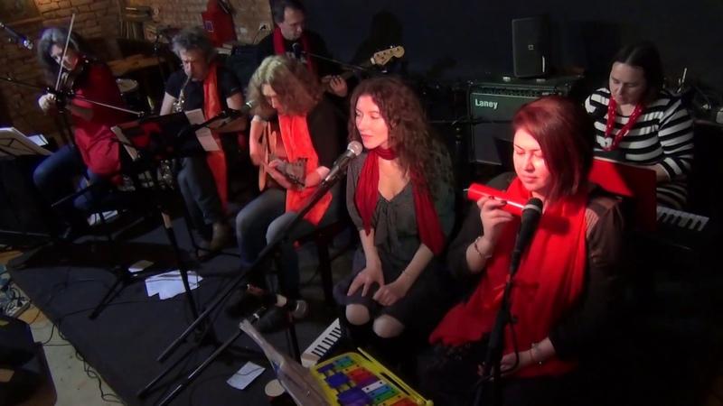Невидимки - концерт в Массолите. Часть 1. 12.12.2018