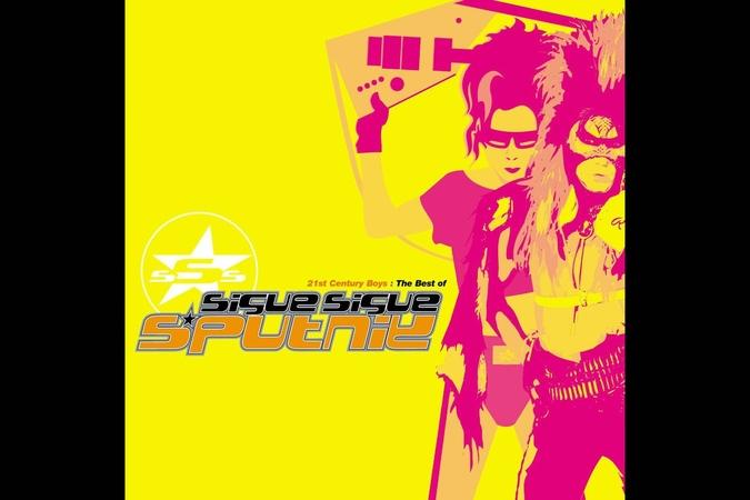 21st Century Boys - The Best of Sigue Sigue Sputnik (Full Album)