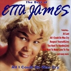 Etta James альбом All I Could Do Was Cry: The Best of Etta James