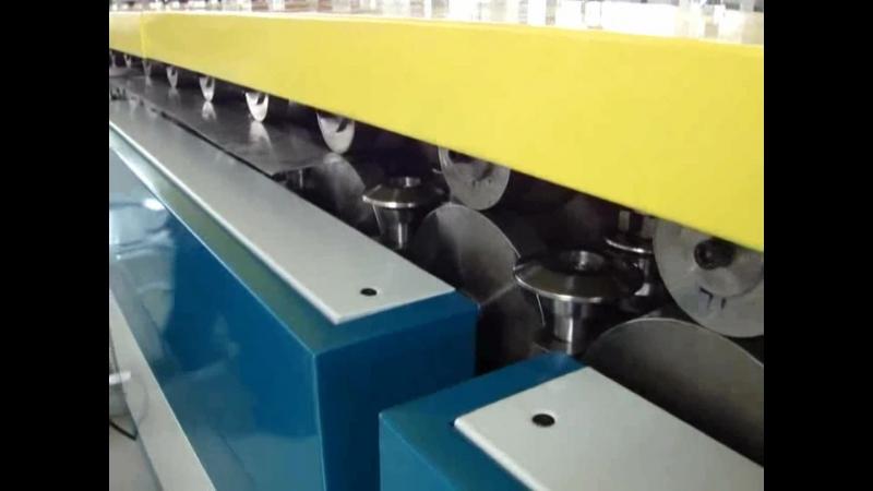 Comifo GDF Flange Forming Machine